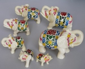 гадалка слоники