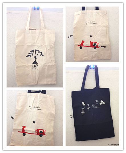 Handmade and Imported Canvas Tote Bag - Page 11