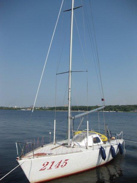 Яхта,Грёза победитель Еврояхтинг-2010