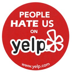 Yelp Approved