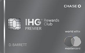 Chase IHG Rewards Club Premier Credit Card