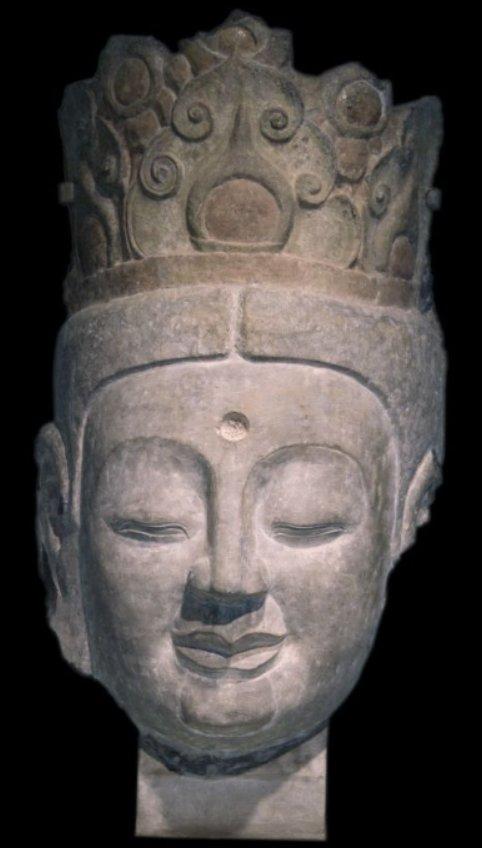 17.  Бодхисаттва. Asian Art Museum of San Francisco