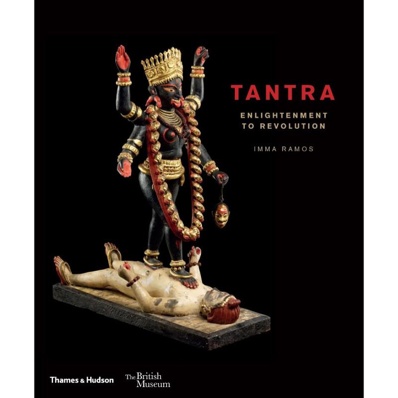 20. На обложке: Кали. Кришнанагар, Индия, кон. 19 в. Британский музей