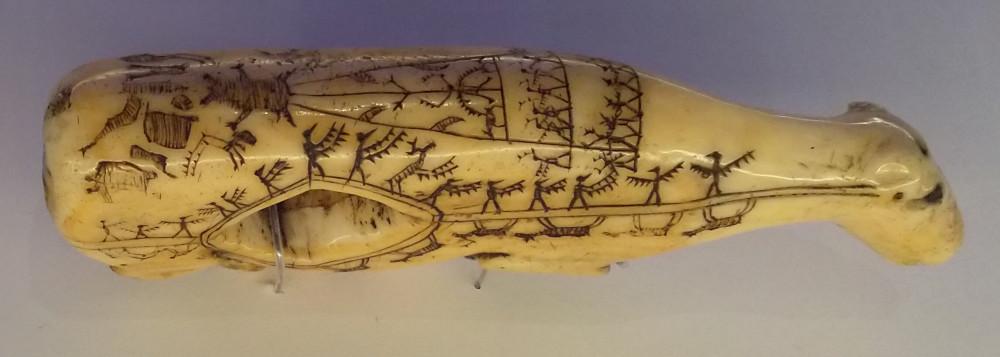 10. Выпрямитель стрел. Аляска, нач. 19 века. Британский музей