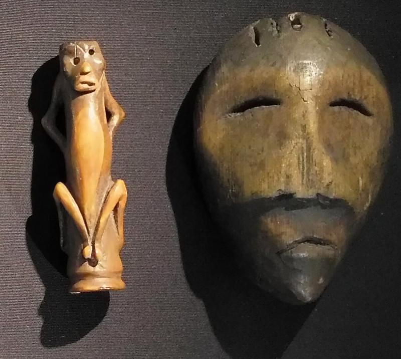 18. Дорсетская культура (палеоэскимосы), 700-1300. Центр визуальных искусств Сейнсбери, Норвич