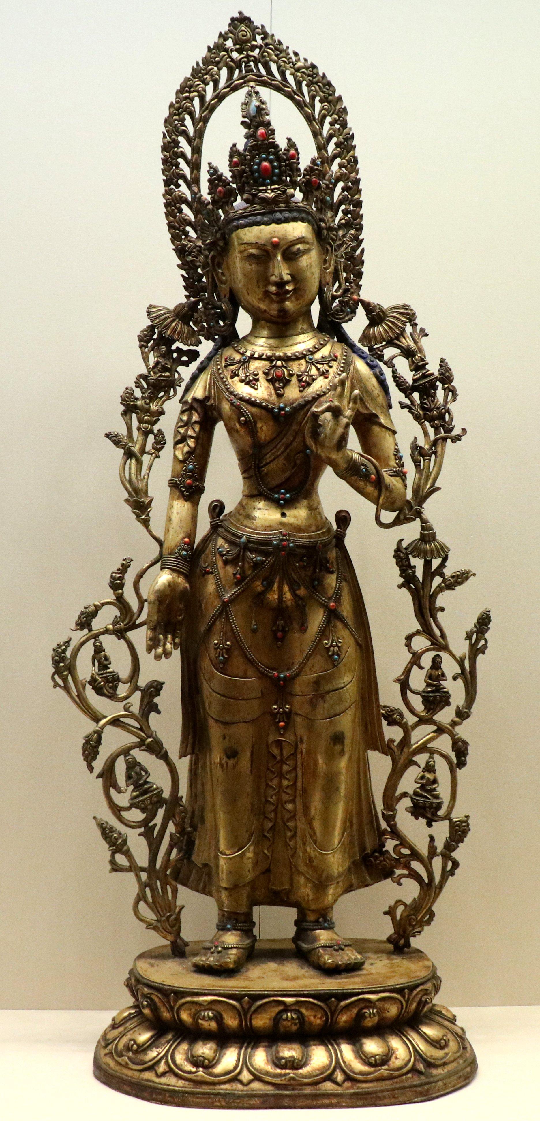 Пекин, Национальный музей. Династия Цин (1644—1912)