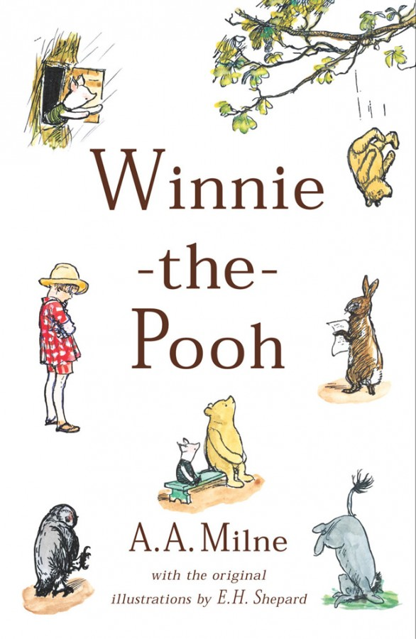 the magical world of books and poems about winnie the pooh created by alan alexander milne