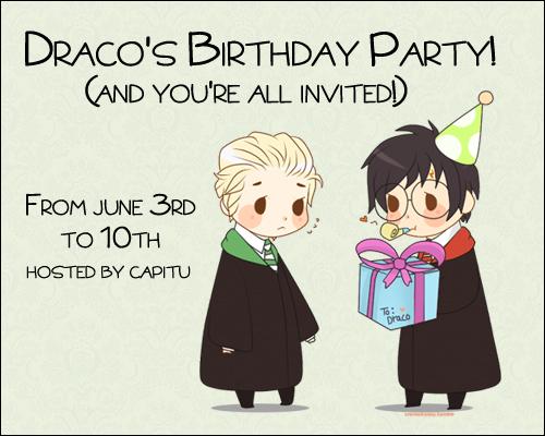 Draco's birthday party 2