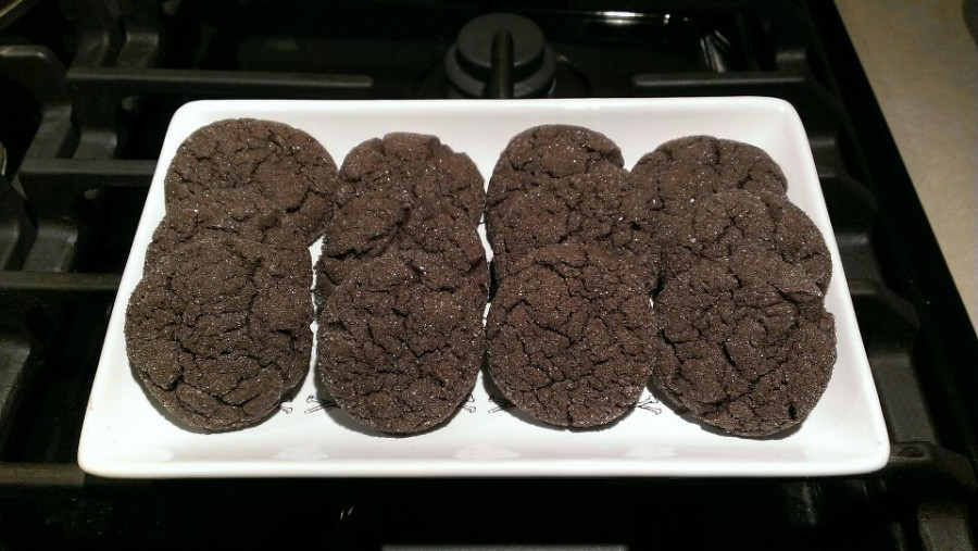 easiest cookies ever chocolate