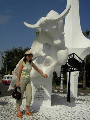 В Александрии. 2006