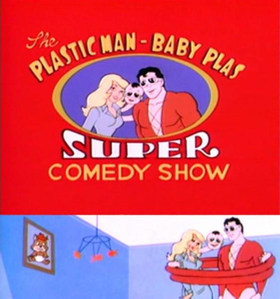Plastic Man 1980
