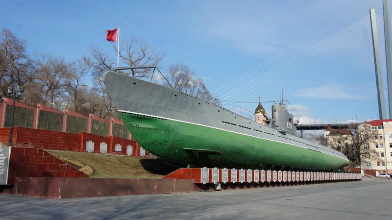 Подводная лодка-музей С-56
