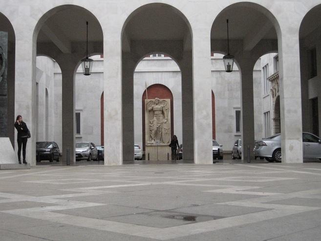 Падуанский университет поражает красотой и величием сразу