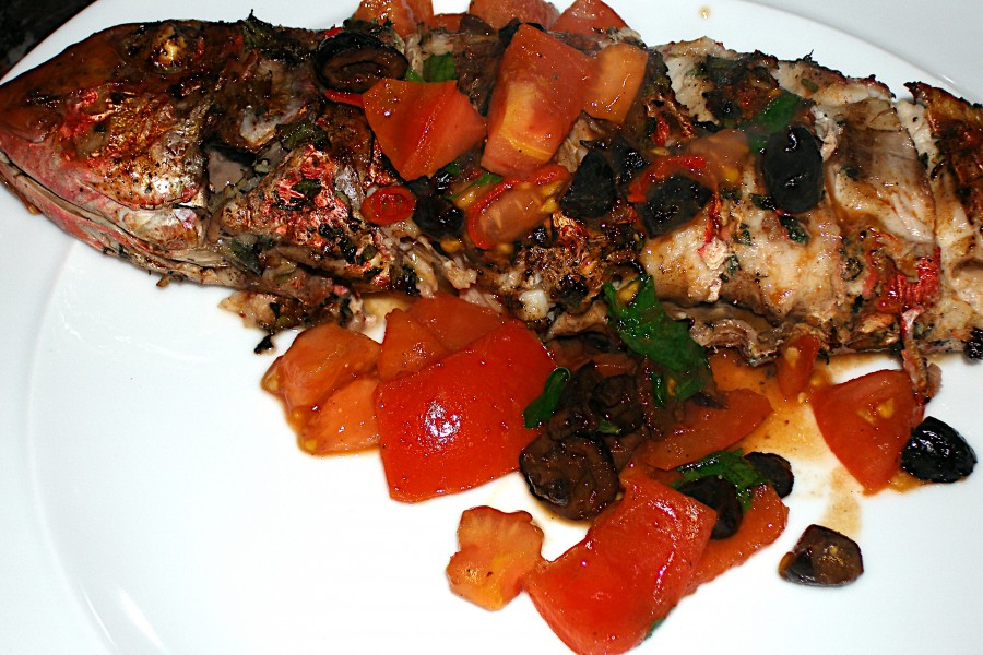 bbq-red-mullet-and-salsa