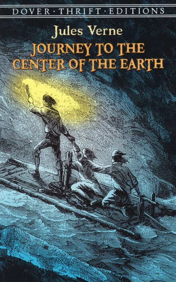 an overview of the novel a journey to the center of the earth by jules verne