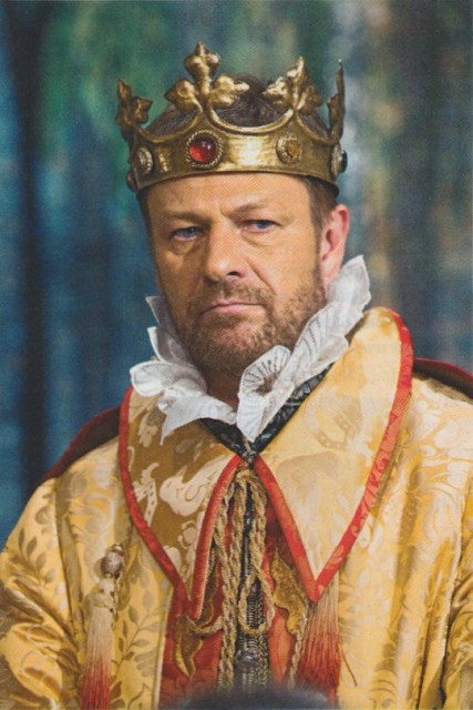 Hollywood Royalty: Sean Bean's kingly performance in Mirror Mirror is a crowning achievement