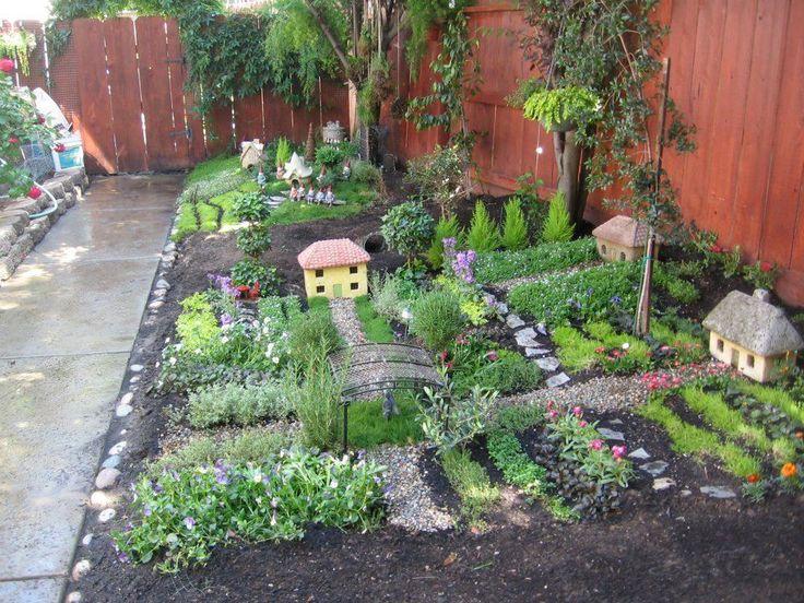 Идеи дизайна сада своими руками фото