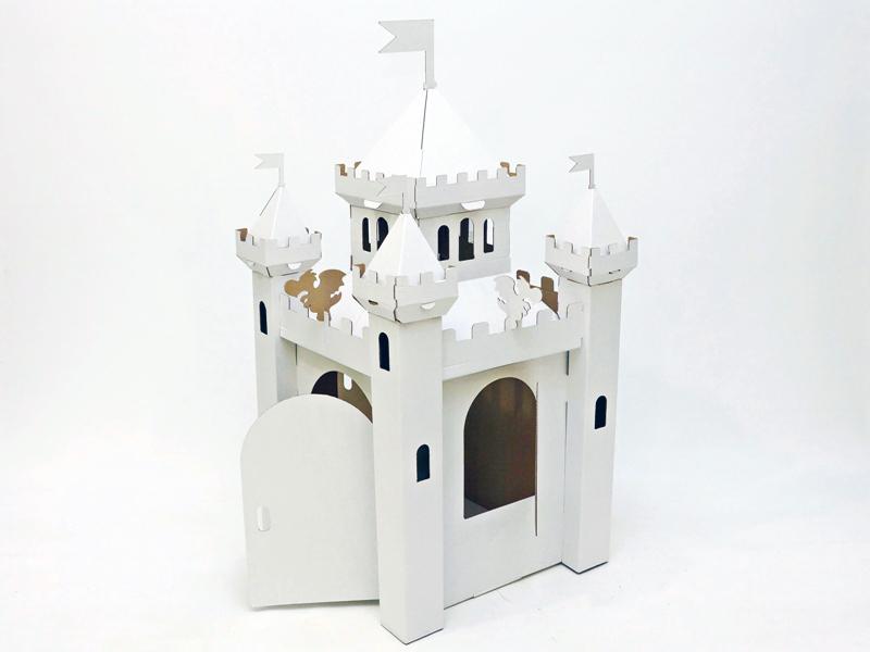 Замок из картона_02