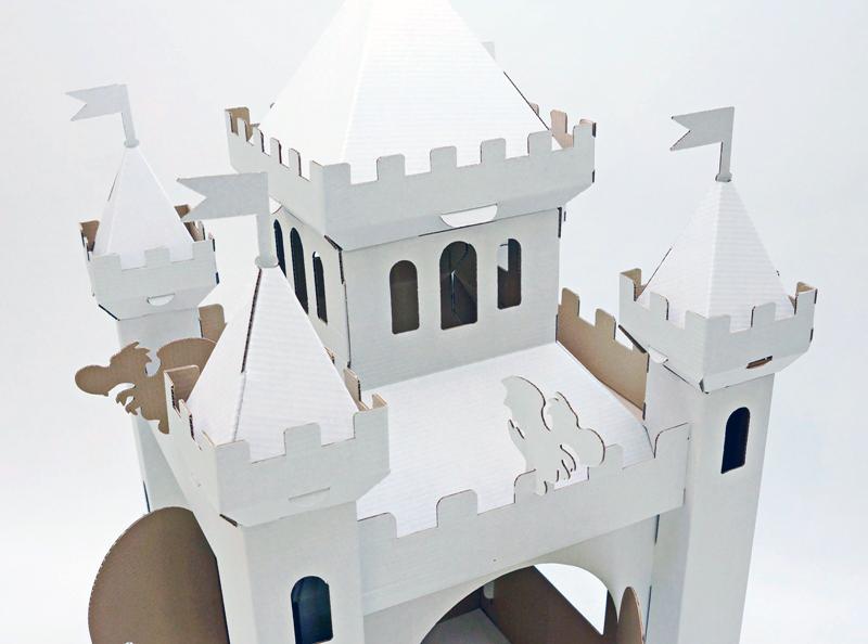Замок из картона_03