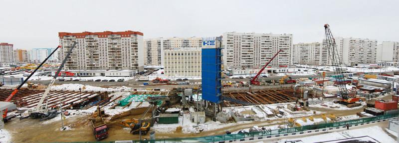 Жулебино_метро