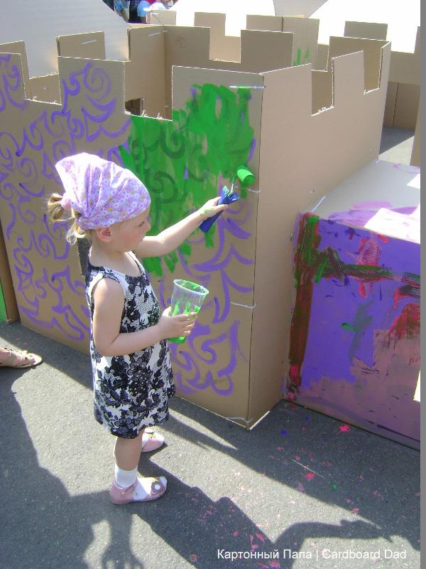 Cardboard maze_035 копия