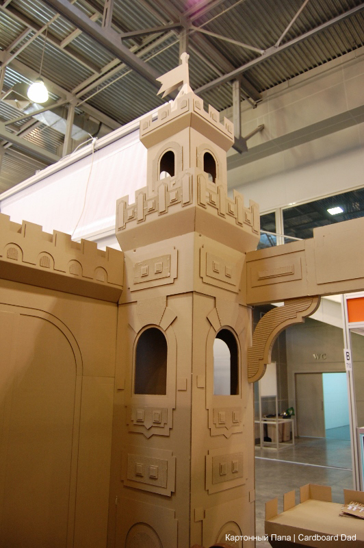 Cardboard castle_014 (532x800) копия