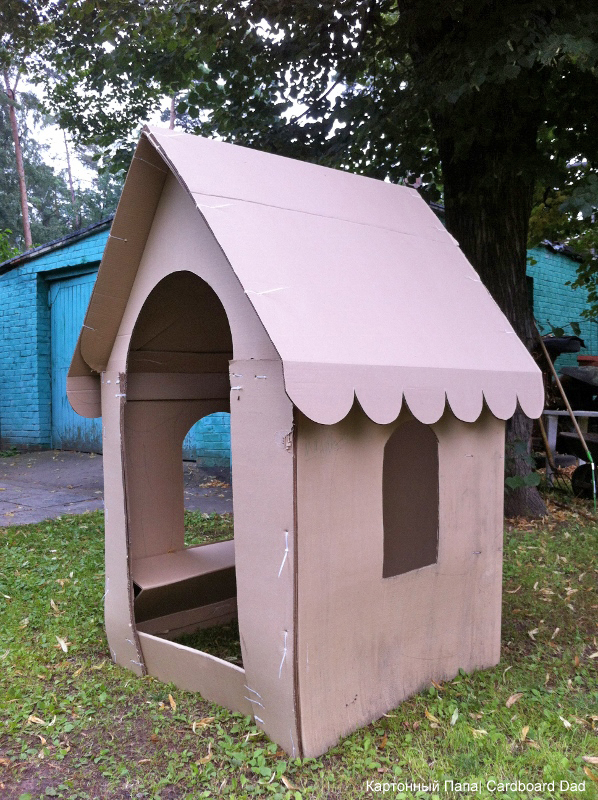 Cardboard playhouse_04
