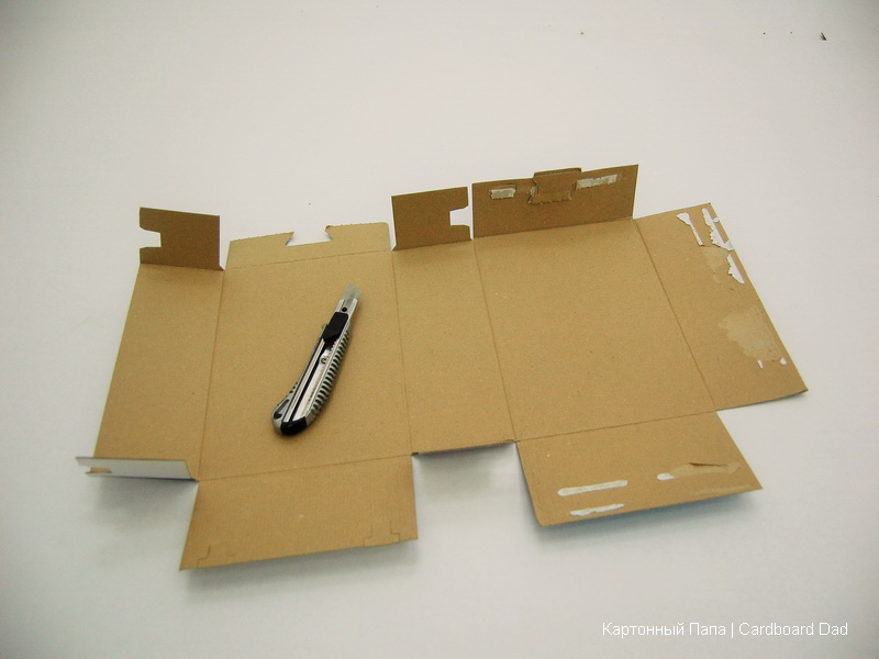 Cardboard post box_02