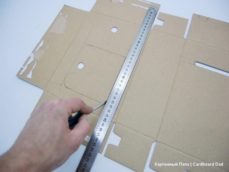 Cardboard post box_03