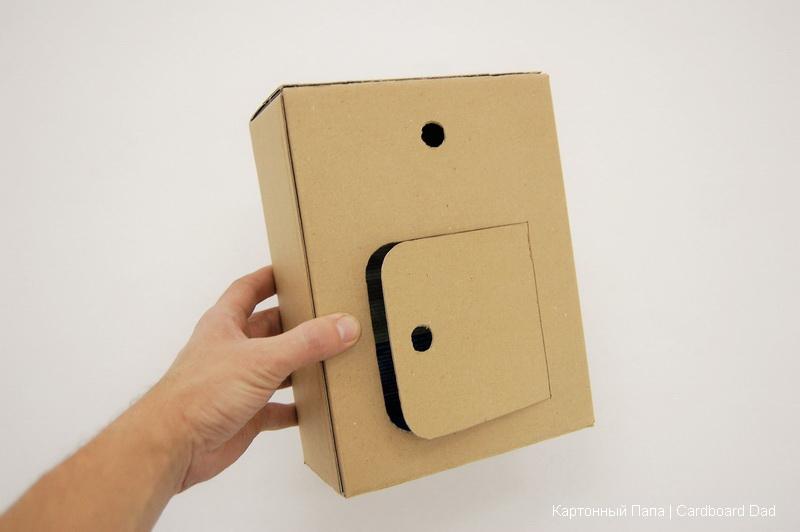 Cardboard post box_10