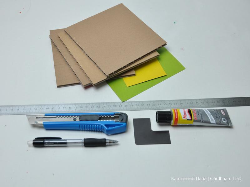 Cardboard puzzle_02