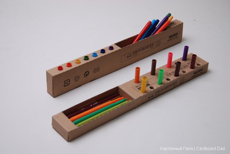 Как сделать из игрушки фломастер