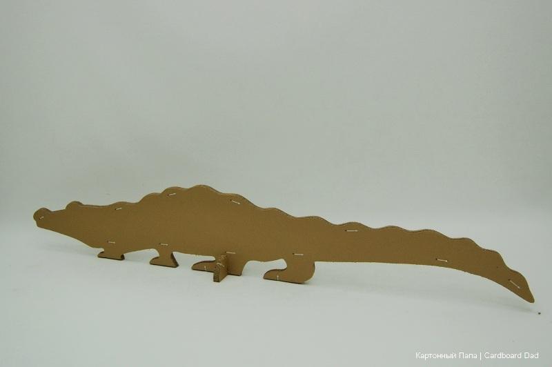 Cardboard animals_04