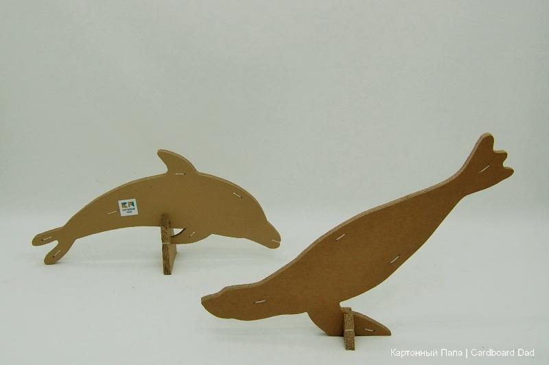Cardboard animals_06