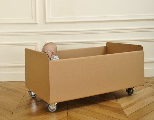 Customizable-cardboard-cot