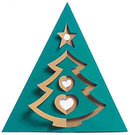 Paper-craft-card-pop-up-3d-easy-christmas-trees-star-card-fun-simple-cute-hand-made-gift-tags-tutorial-kids-special-pine-forest