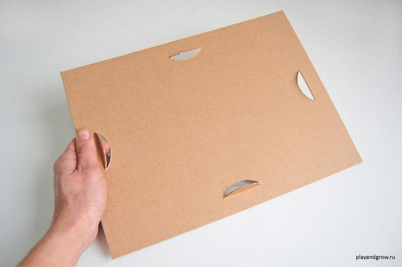Cardboard frame_010