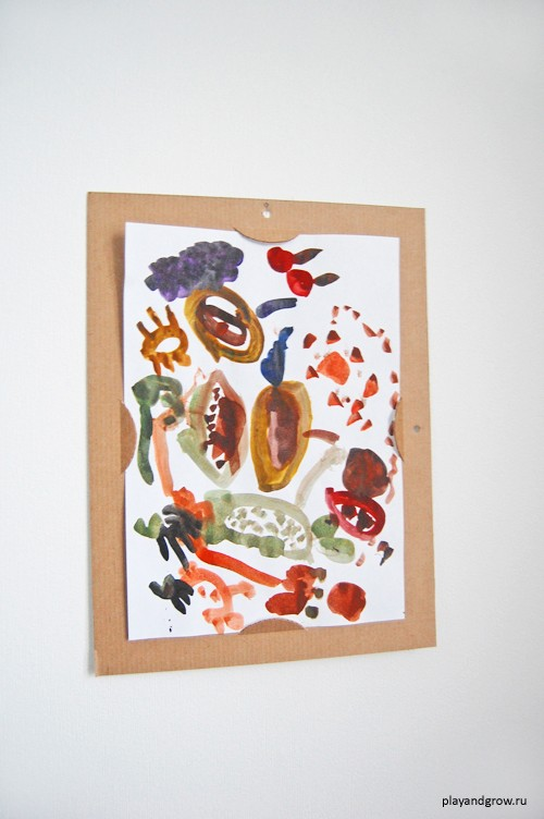 Cardboard frame_014