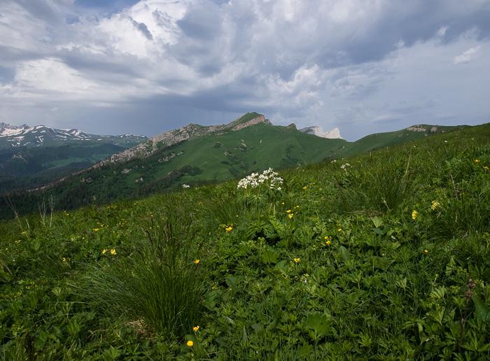 плато Малый Бамбак