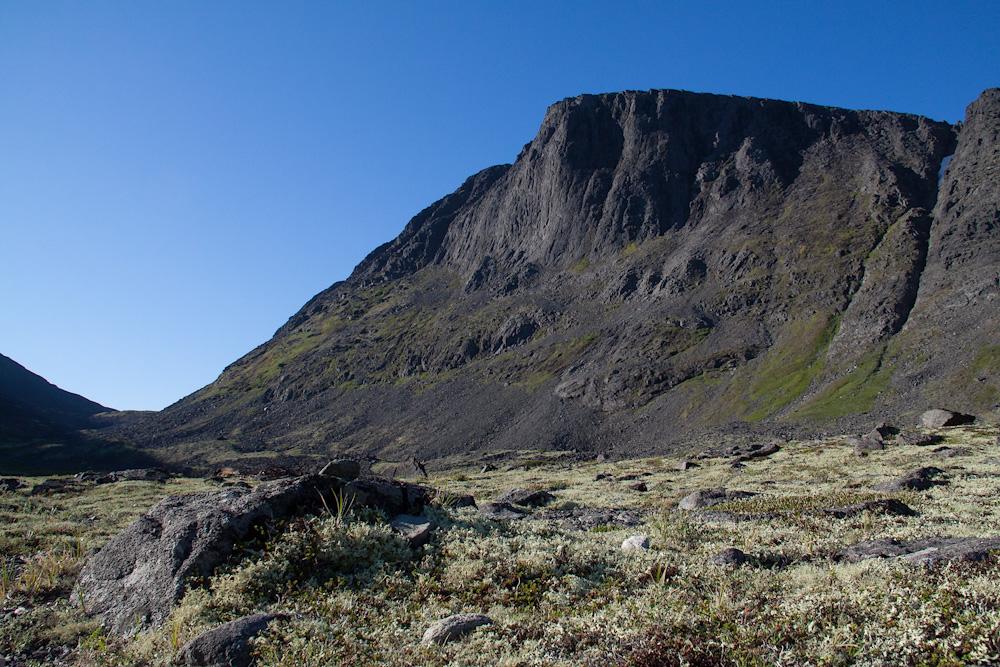 перевал Эльморайок Ловозеры