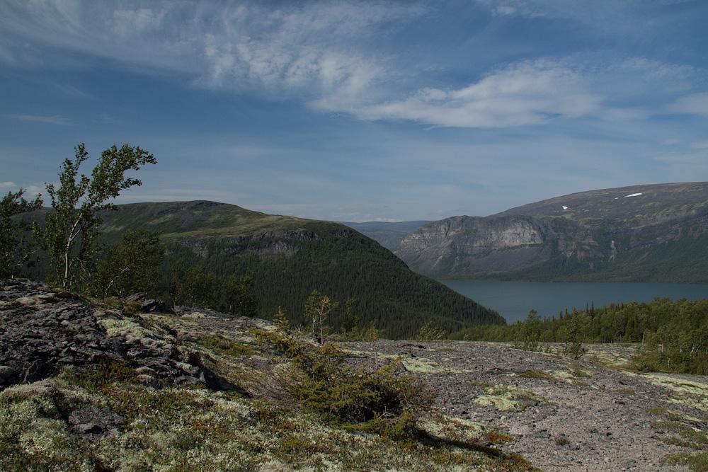 плато Чивруайлатв Ловозеро