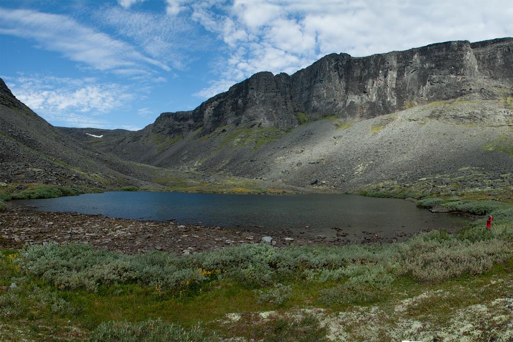 верхнее озеро Чивруай