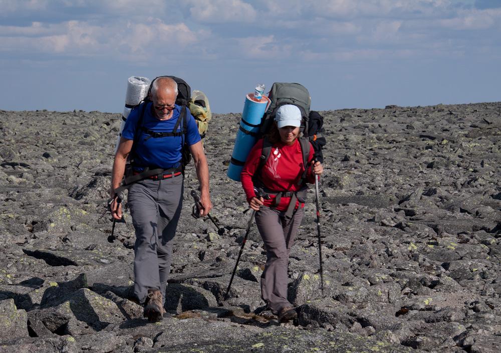 каменное плато Маннепахк