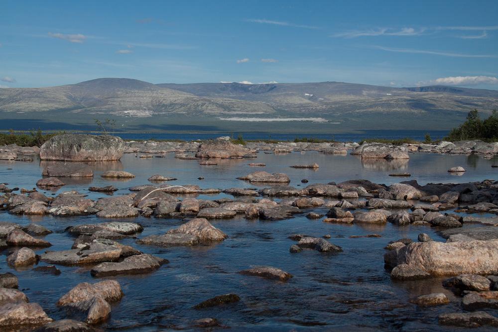 река Кальйок Умбозеро
