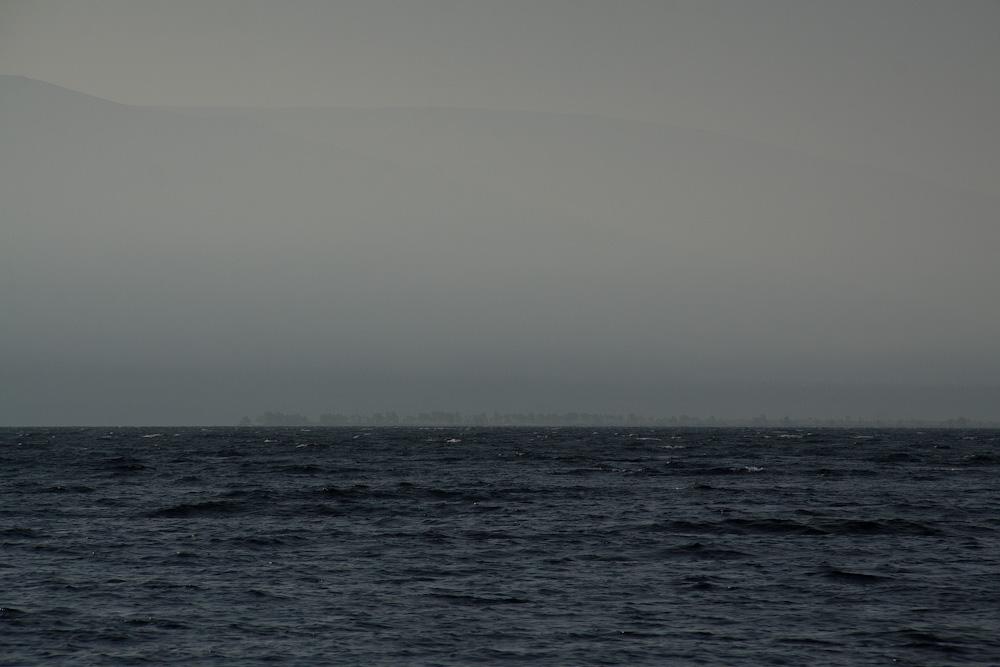 Умбозеро непогода