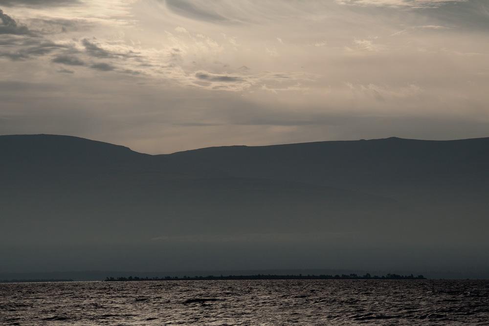 Ловозеры через Умбозеро