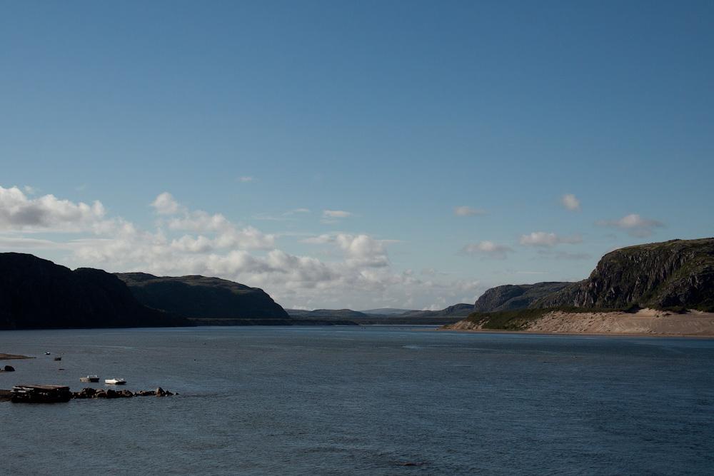 река Териберка