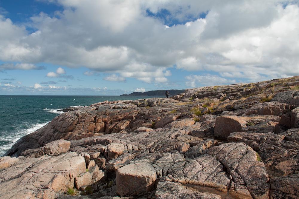 Териберка берег моря