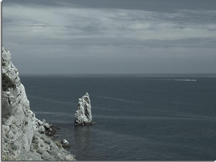 Крым. Гаспра