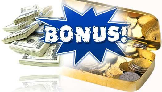 Бонус и деньги2